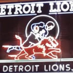Detroit Lion