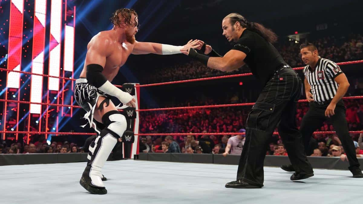 Matt Hardy returns on Raw, achieves career milestone with Buddy Murphy match