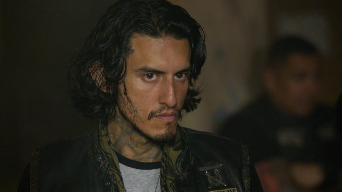 "Cabral as Johnny ""Coco"" Cruz from episode Muluc, Season 2, Episode 6. Pic credit: FX/ Prashant Gupta."