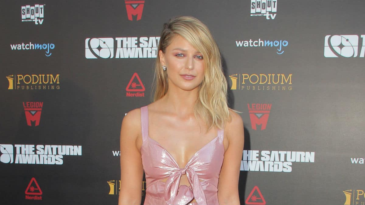 Melissa Benoist recalls being in an abusive relationship.