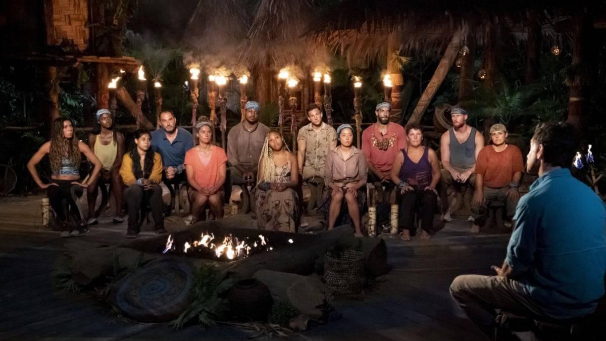 Merge Tribal Council