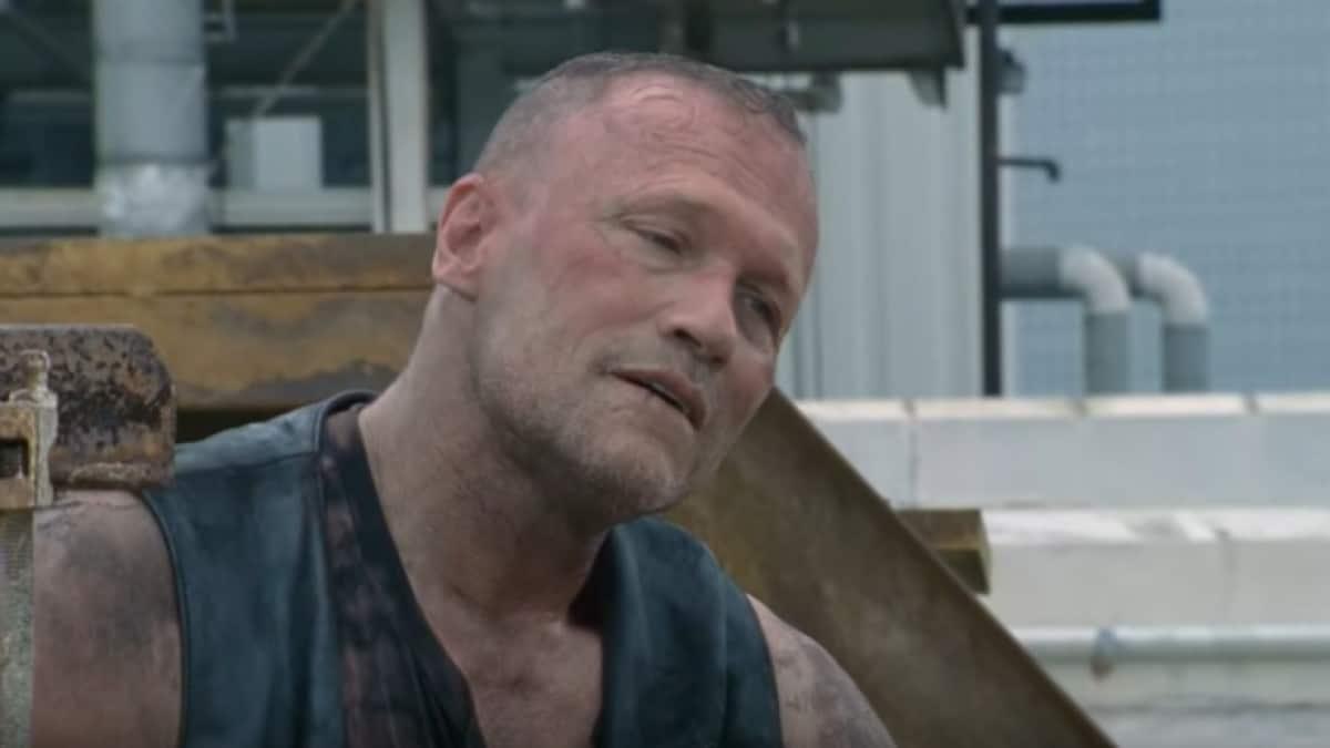 Merle On TWD