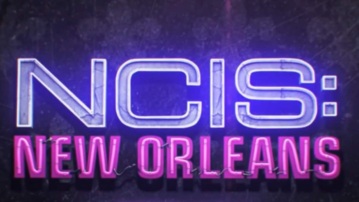 NCIS NEW ORLEANS TITLE