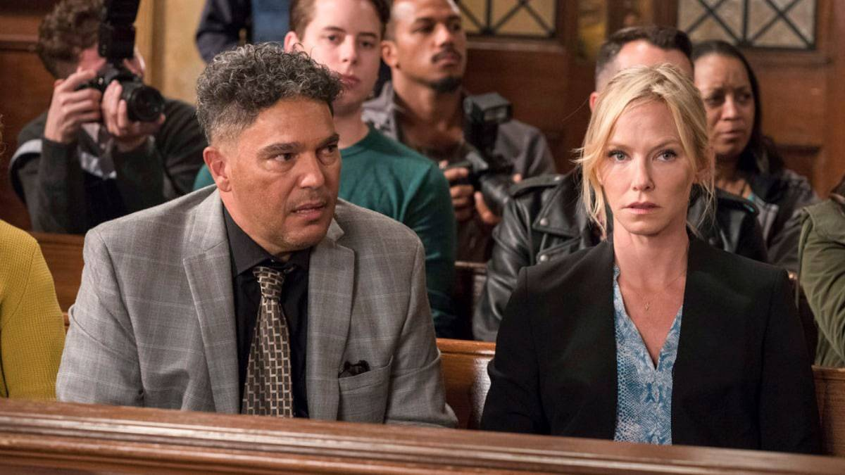 Detective Frank Bucci on Law & Order: SVU: Who is actor Nicholas Turturro?