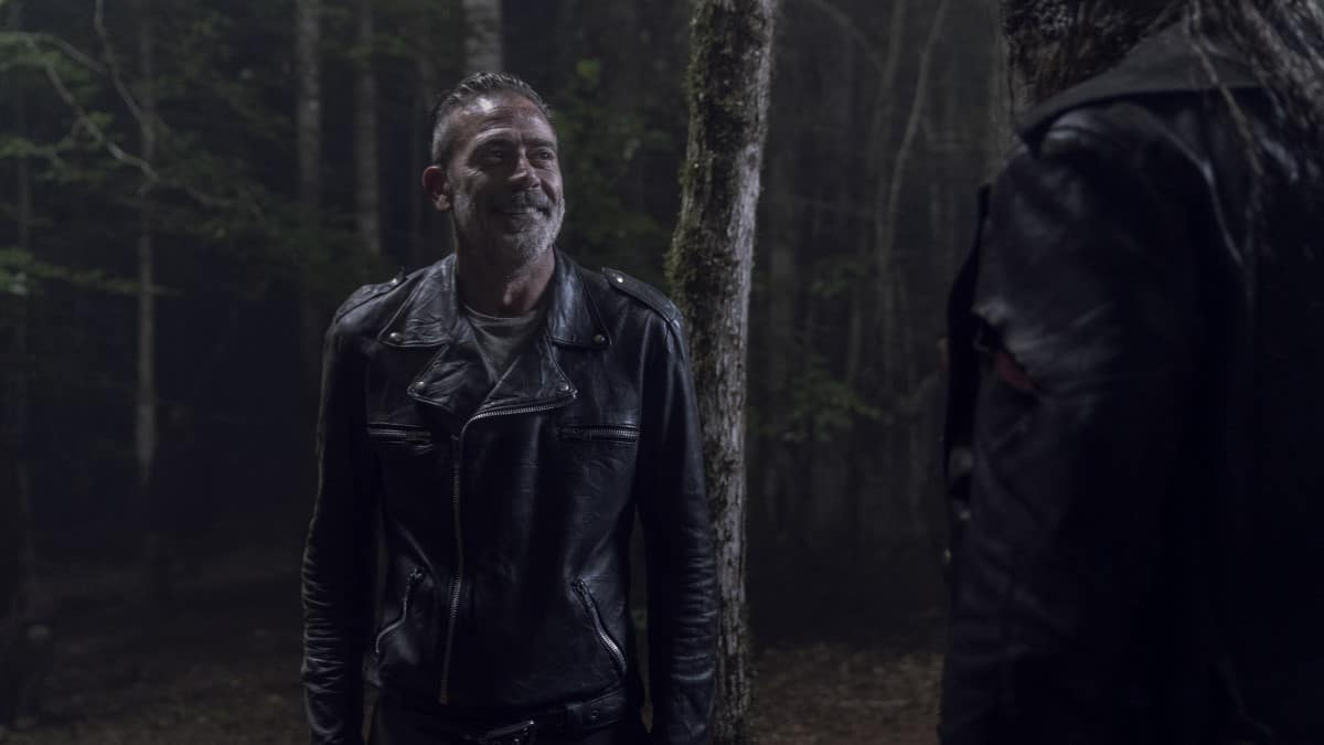 Negan And Beta