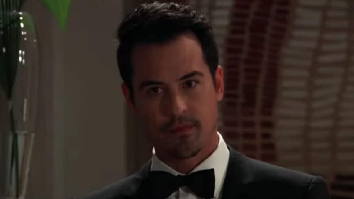 Marcus Coloma as Nikolas Cassadine on General Hospital.