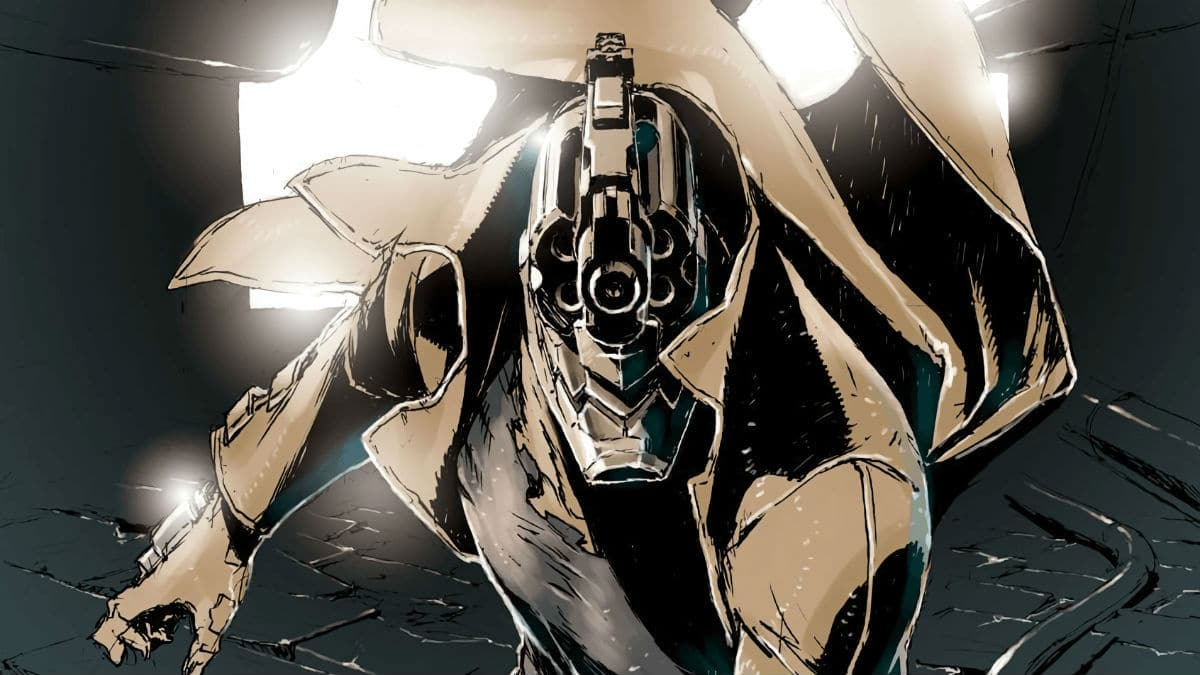No Guns Life artwork
