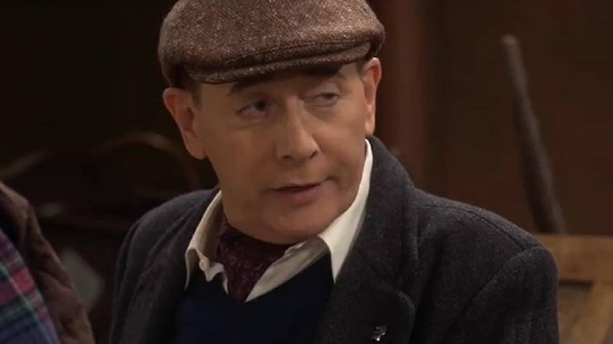 Paul Reubens on The Conners