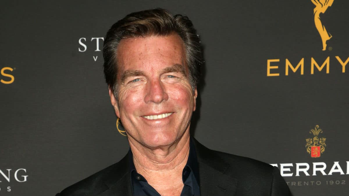 Peter Bergman celebrates 30 years on The Young and the Restless.