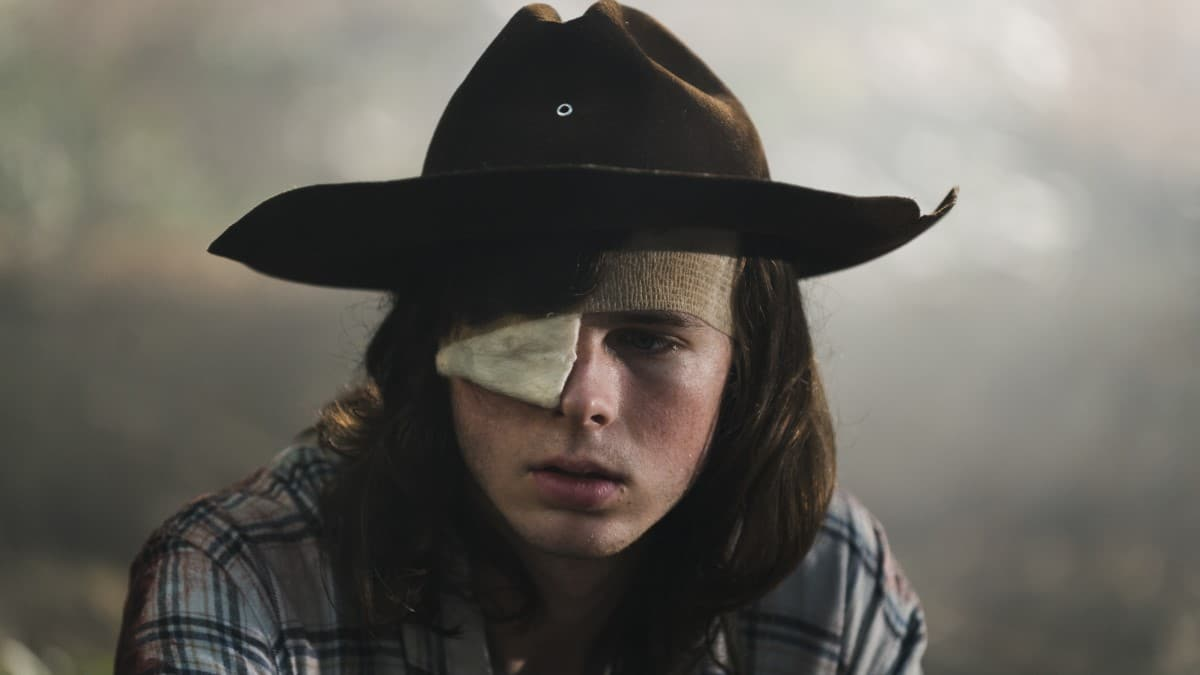 Riggs As Carl TWD