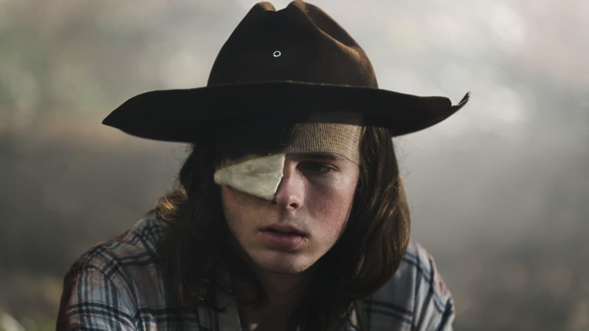 Riggs As Carl TWD