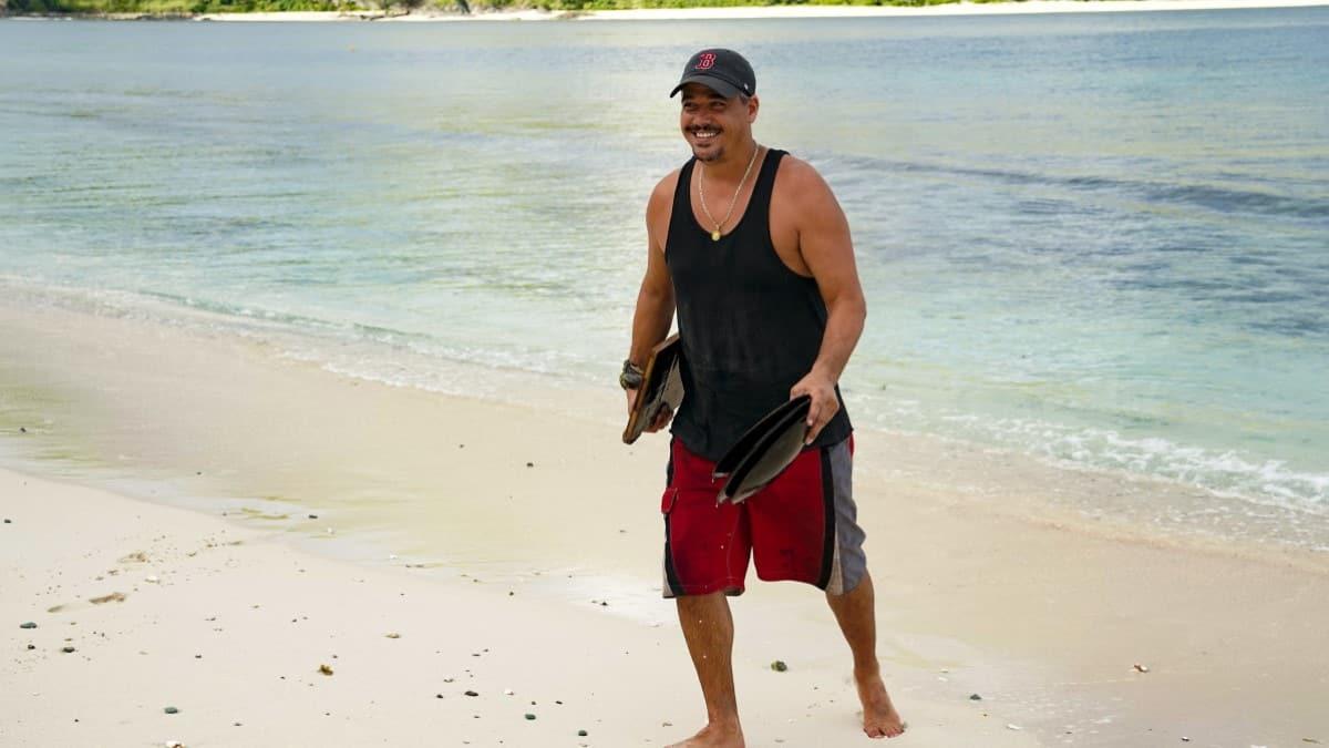 Rob Returns To Survivor