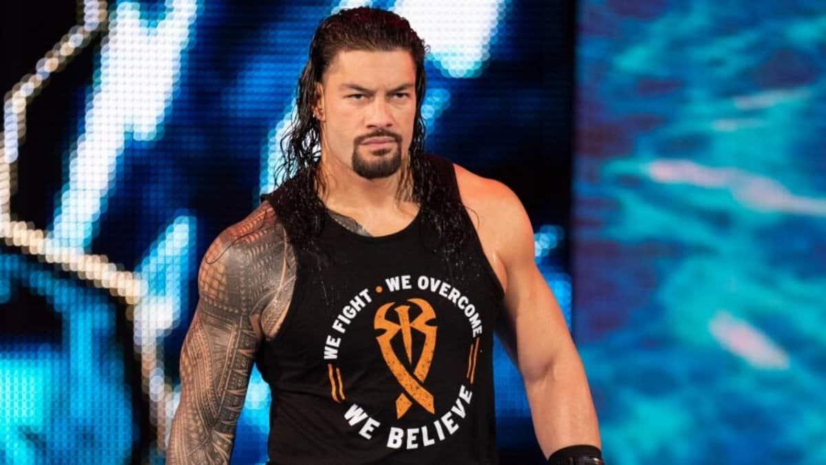 Roman WWE