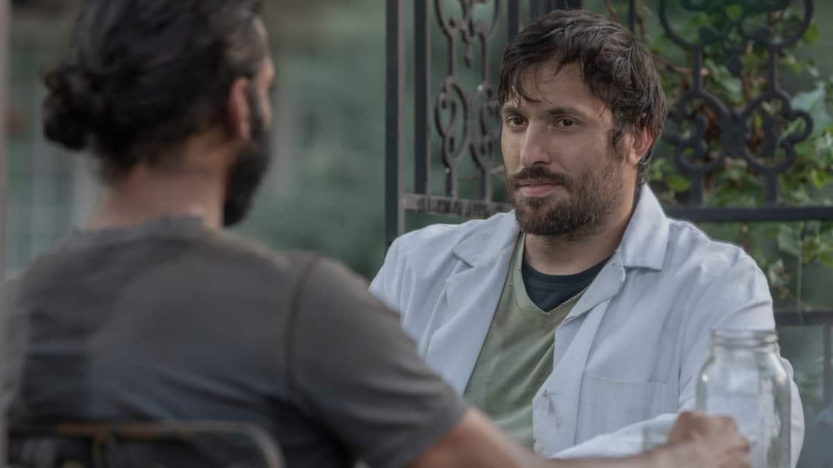Avi Nash as Siddiq, Juan Javier Cardenas as Dante