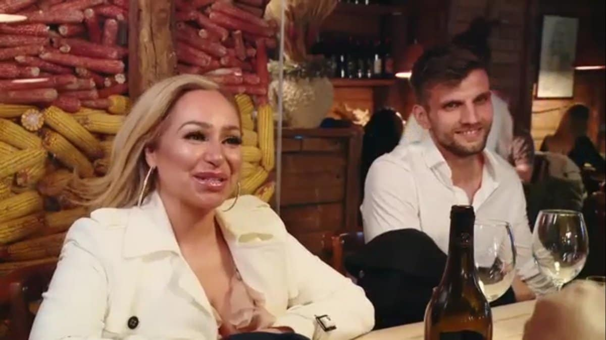 Stacey Silva and Florian Sukaj on 90 Day Fiance Before the 90 Days