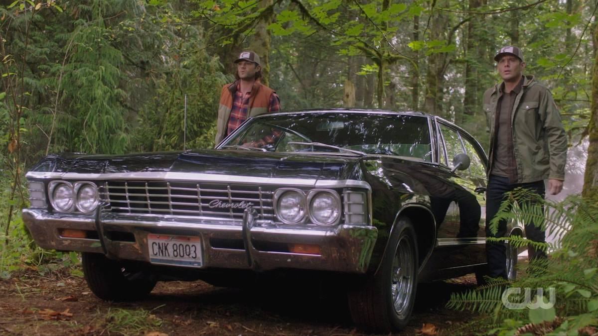 Sam and Dean investigate werewolves on Supernatural season 15