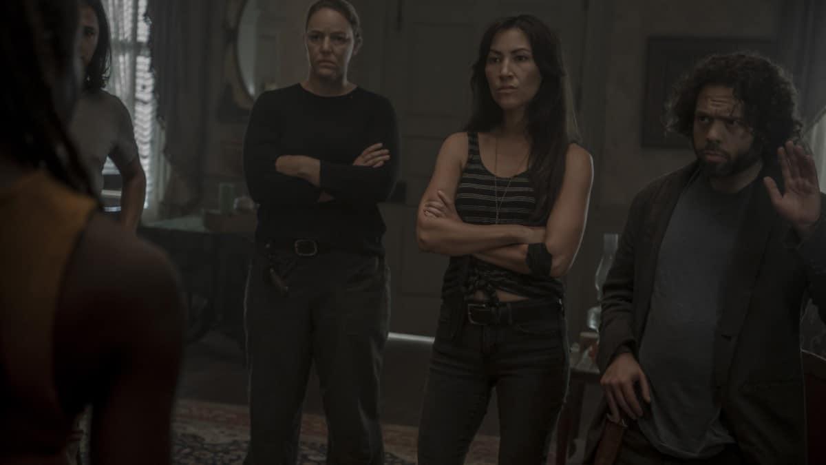 TWD Cast Season 10