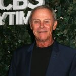 Tristan Rogers at a CBS event.