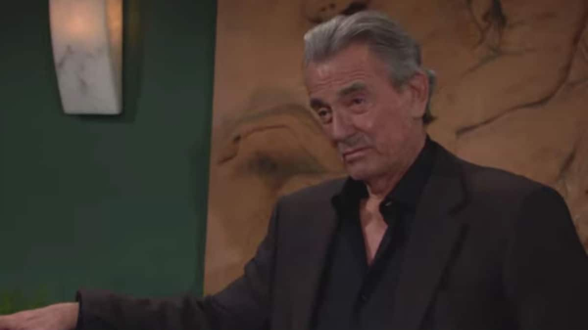 Eric Braeden as Victor on The Young and the Restless.