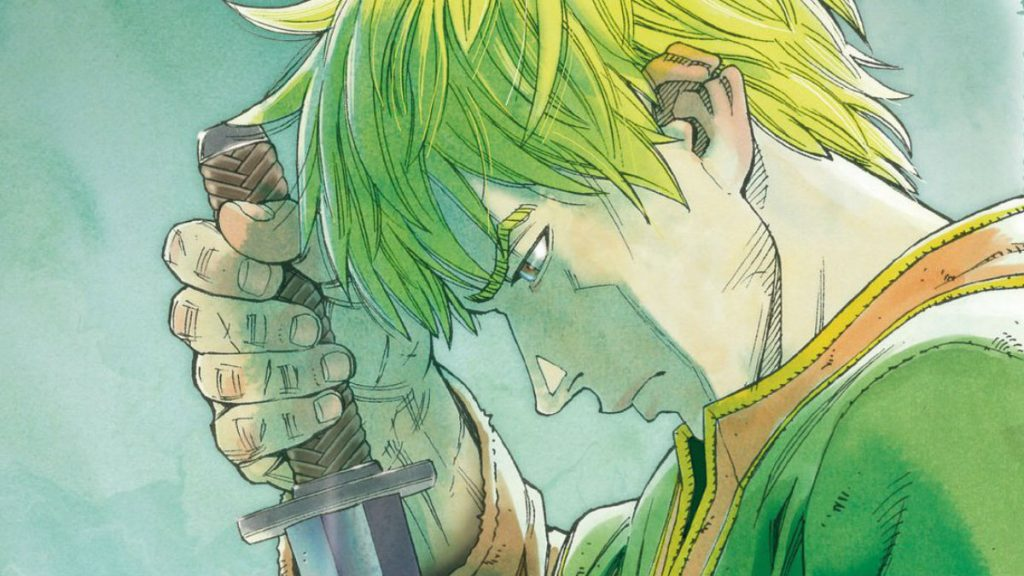 Vinland Saga manga artwork