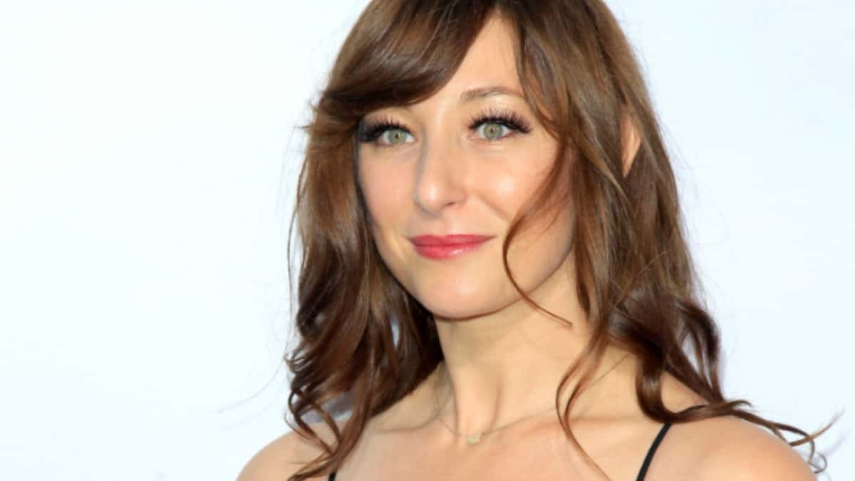 Isidora Goreshter on Grey's Anatomy
