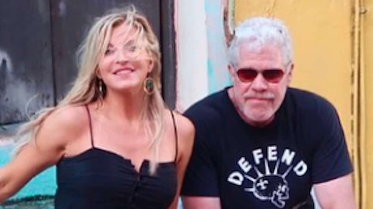 allison dunbar and startup co-star ron perlman
