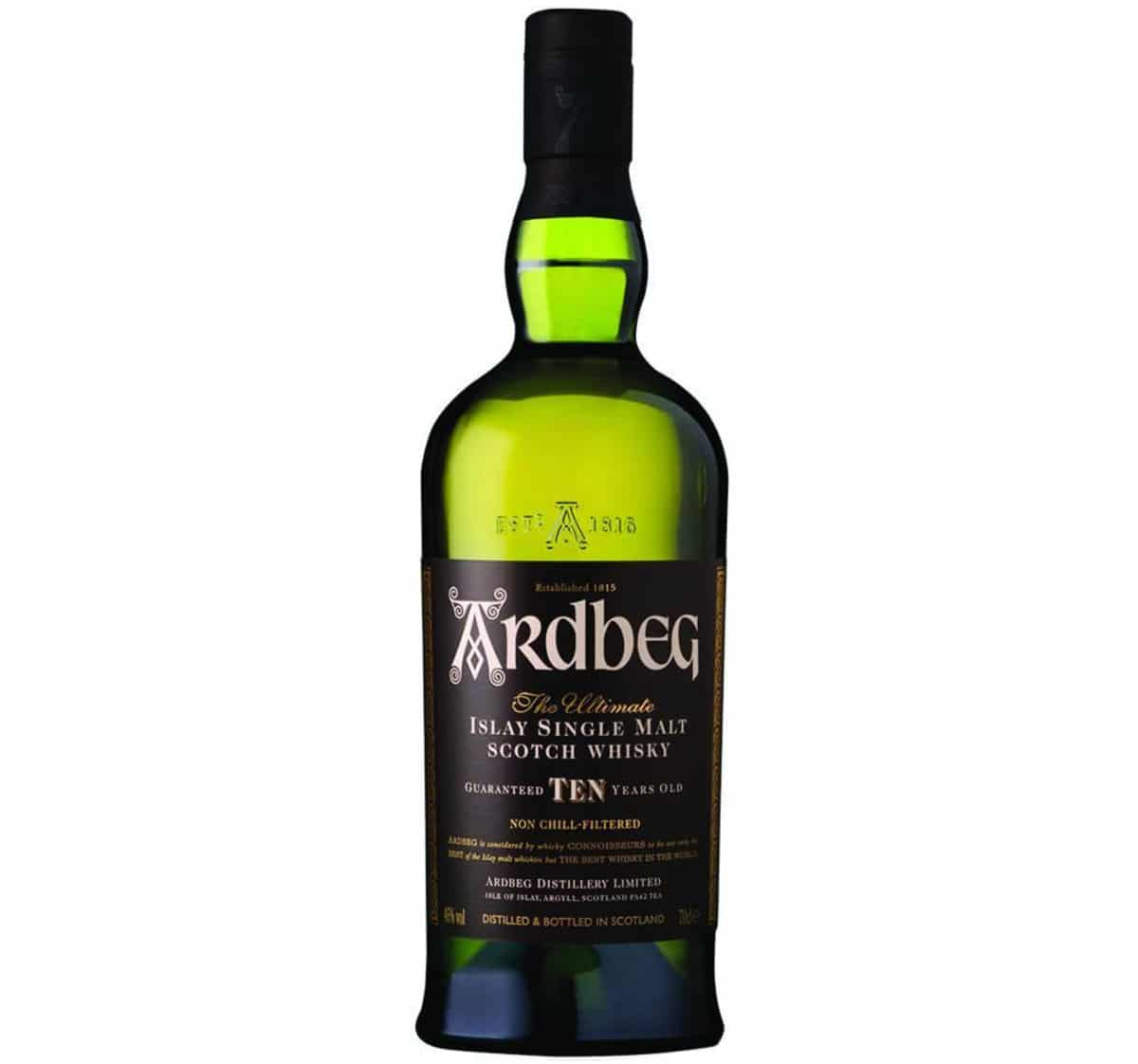 Scotland's Ardbeg 10 is a great hot mulled cider addition, the recipe is easy and it warms you right up. Pic credit: Ardbeg Distillery.