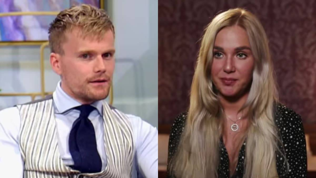 Jesse Meester and Maria on 90 Day Fiance Before the 90 Days