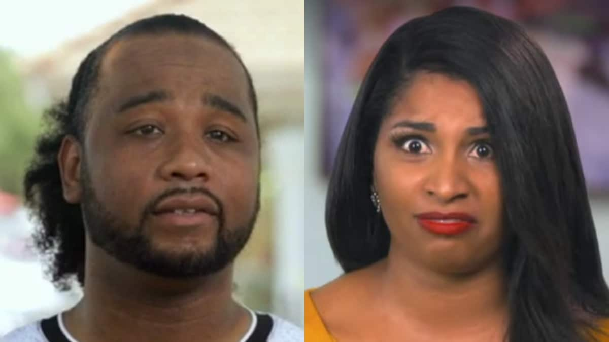 Rpbert and Anny on 90 Day Fiance