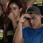 ninja cara maria and josh on the challenge war of the worlds 2