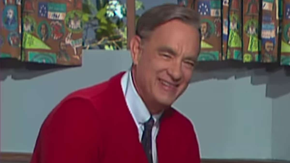 Tom Hanks And Mr Rogers Are Related But Actor Only Found Out After Starring As Him In New Film
