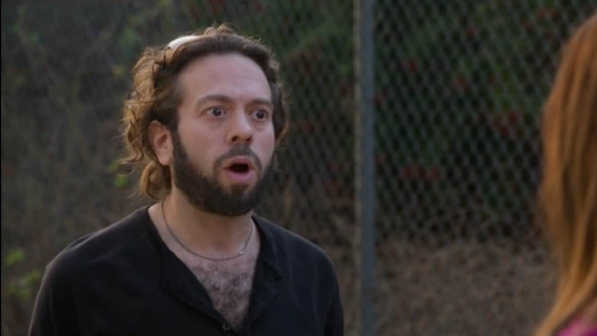 Dan Fogler as Uncle Marvin on The Goldbergs