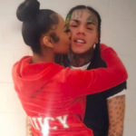 Tekashi 6ix9ine and girlfriend, Jade