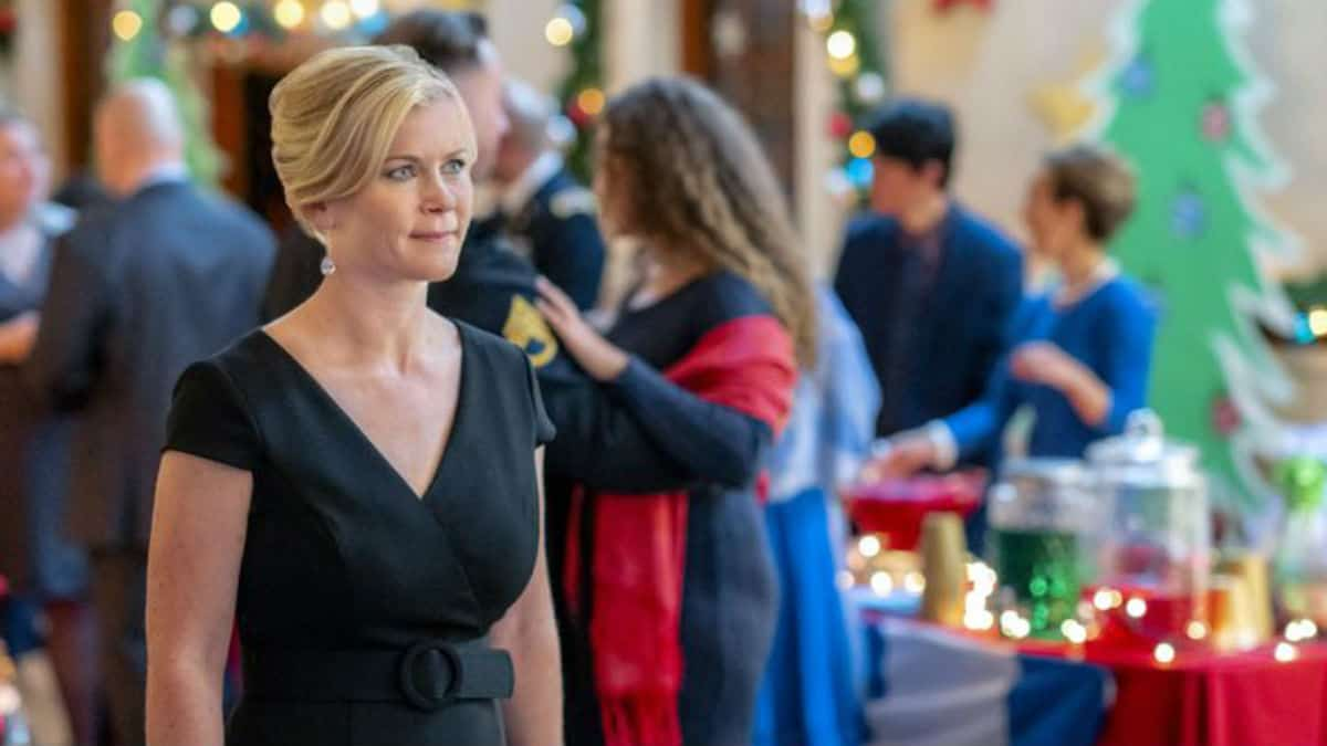 Time for you to Come Home for Christmas is the new Alison Sweeney Christmas movie.