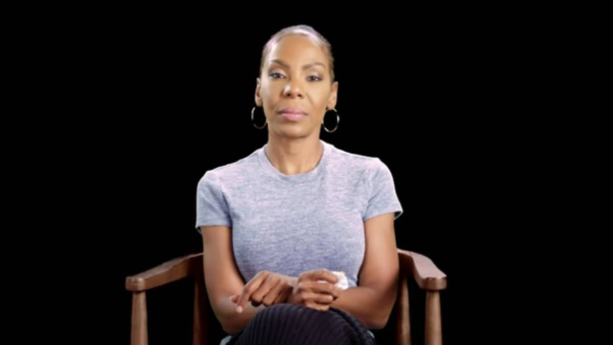 Andrea Kelly confessional from Surviving R. Kelly Part II: The Reckoning.