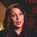 Anna Duggar during a Counting On confessional.