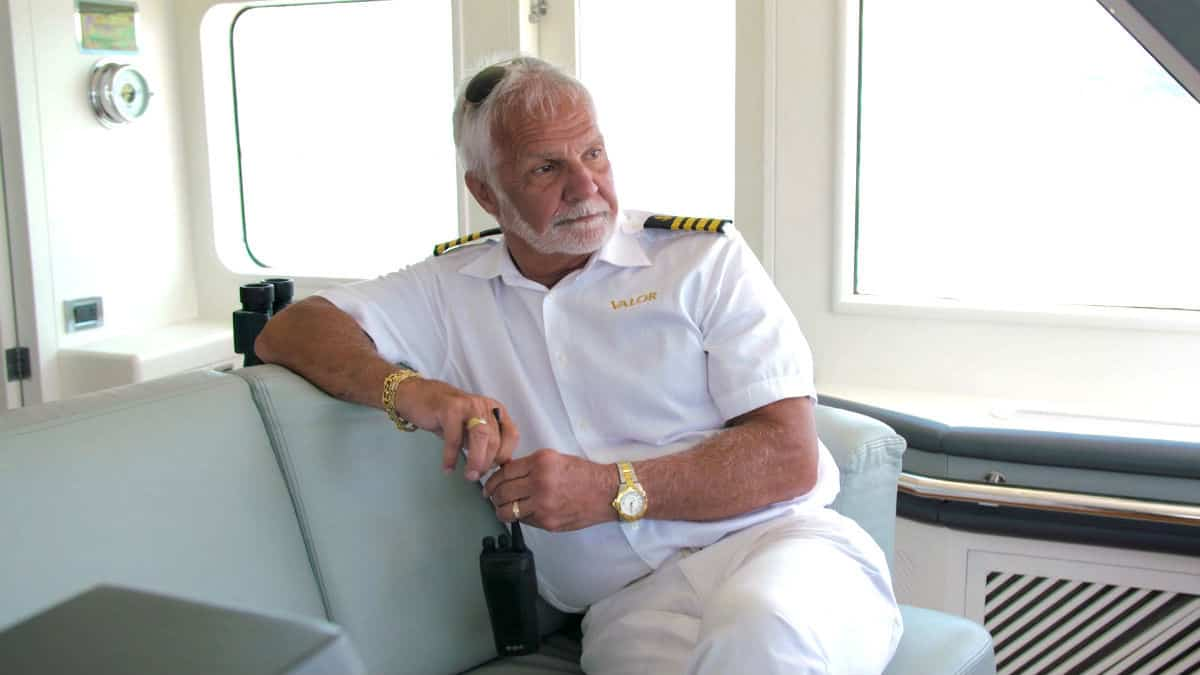 Below Deck's Captain Lee sends message to Tanner and Ashton.