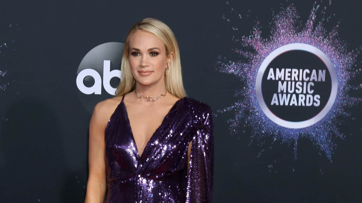 Carrie Underwood had a big announcement to ending 2019