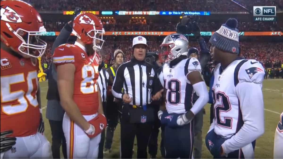 Chiefs vs Patriots