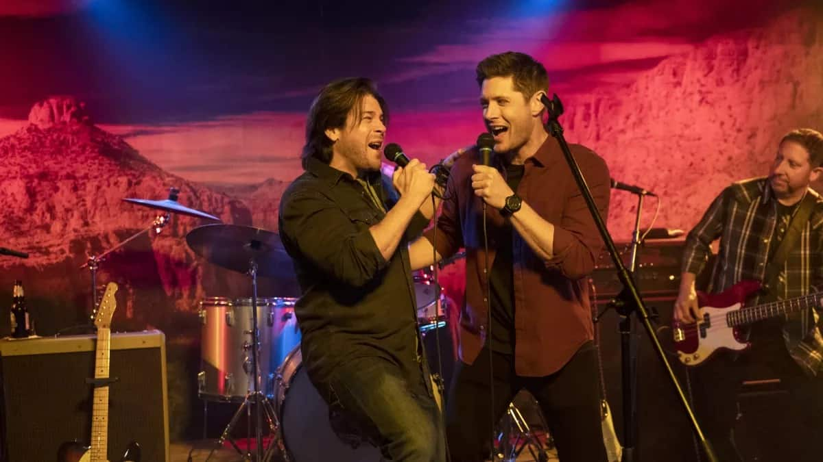 Who is Christian Kane on Supernatural