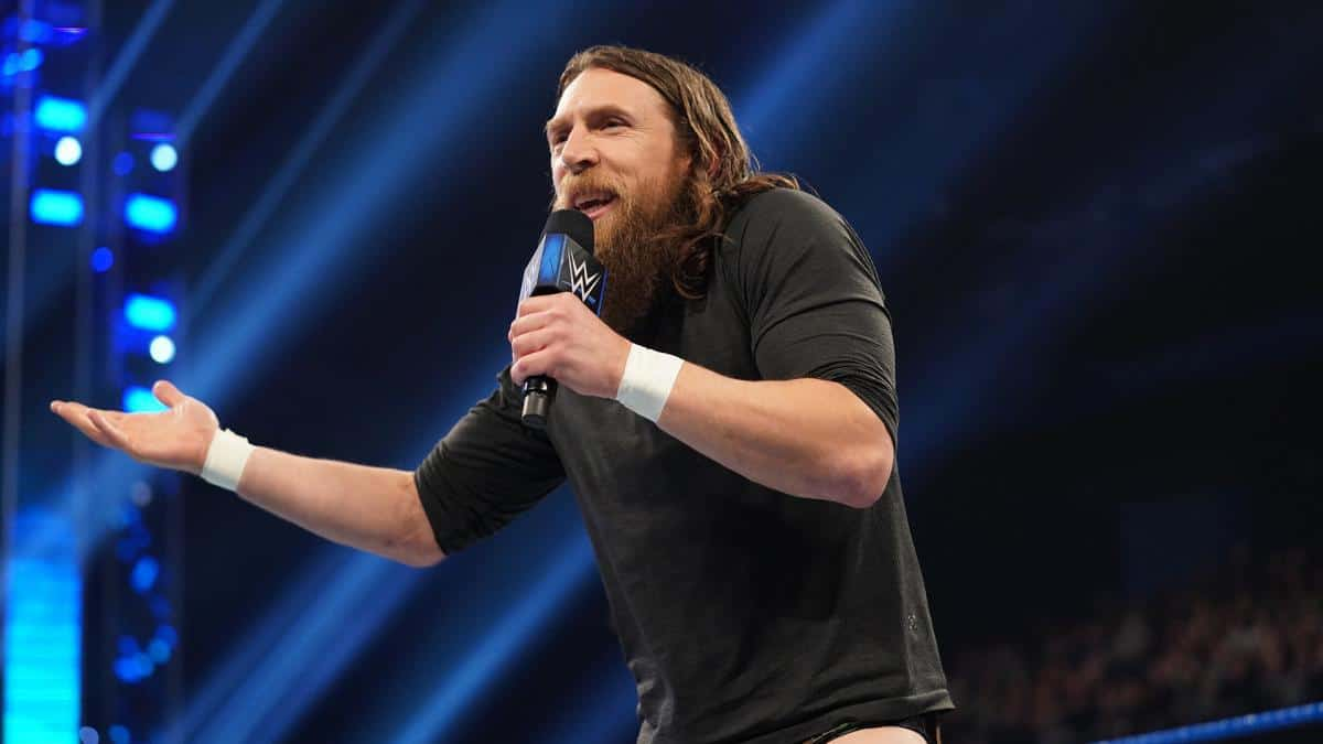 Daniel Bryan returns with a new look at WWE TLC