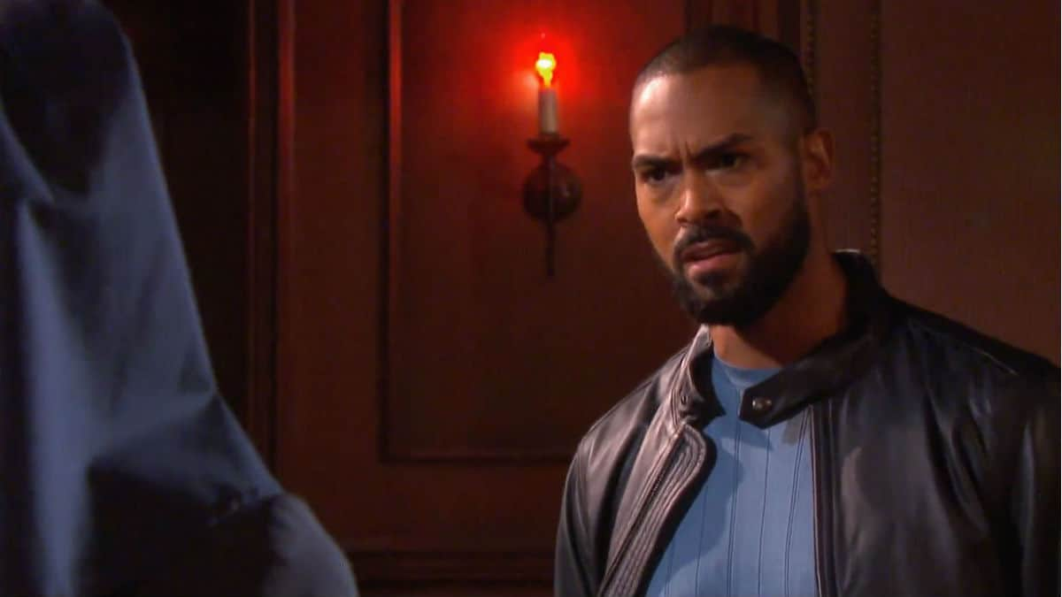 The drama unfolds in Rome on Days of our Lives.