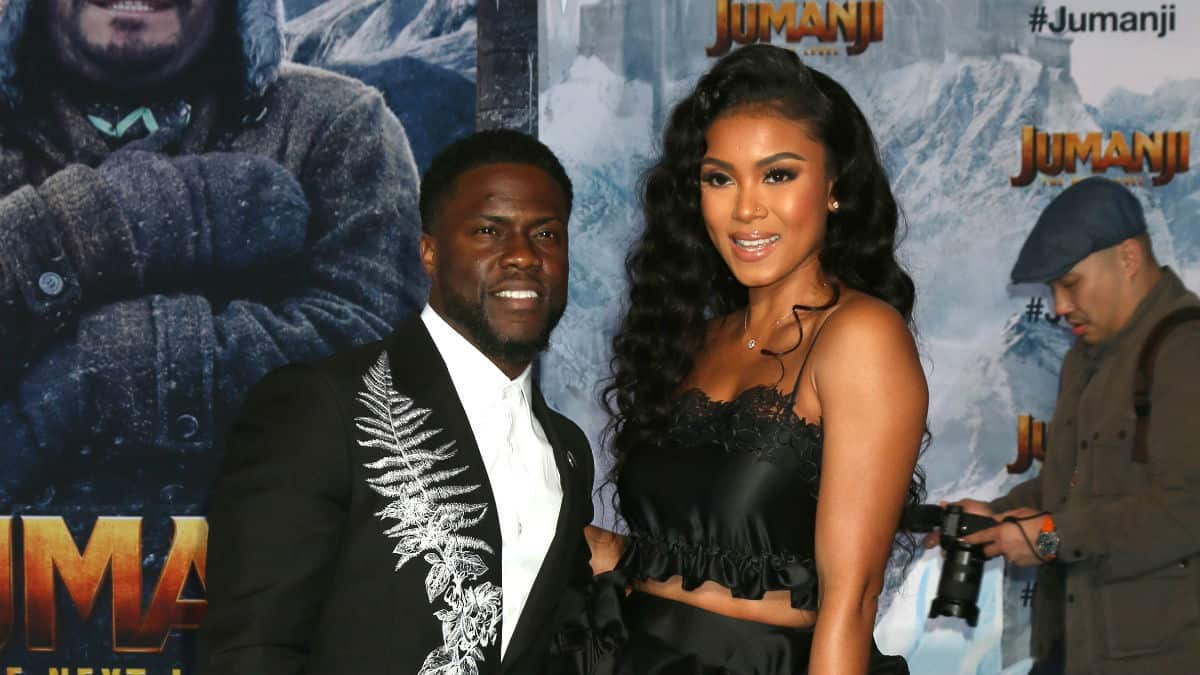 Eniko Parrish is Kevin Hart's wife.