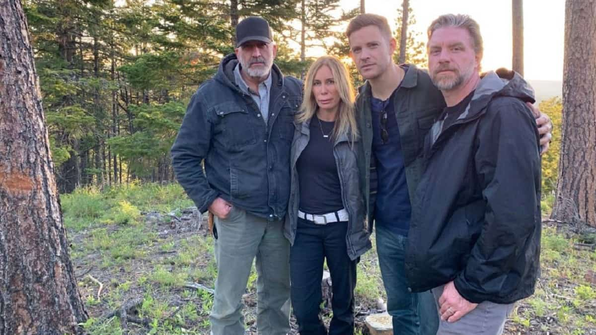 Team of experts search for evidence on Expedition Bigfoot