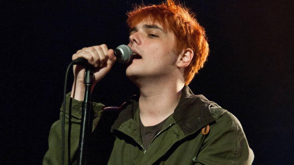 My Chemical Romance lead singer Gerard Way