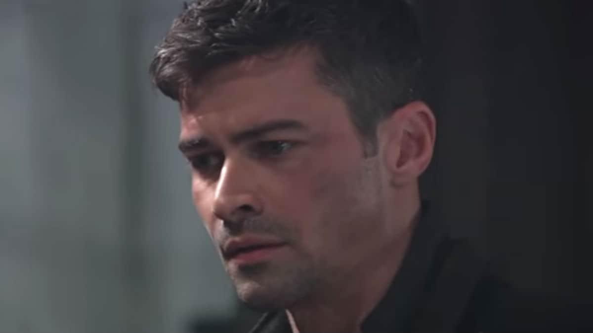 Matt Cohen as Griffin Munro on General Hospital.