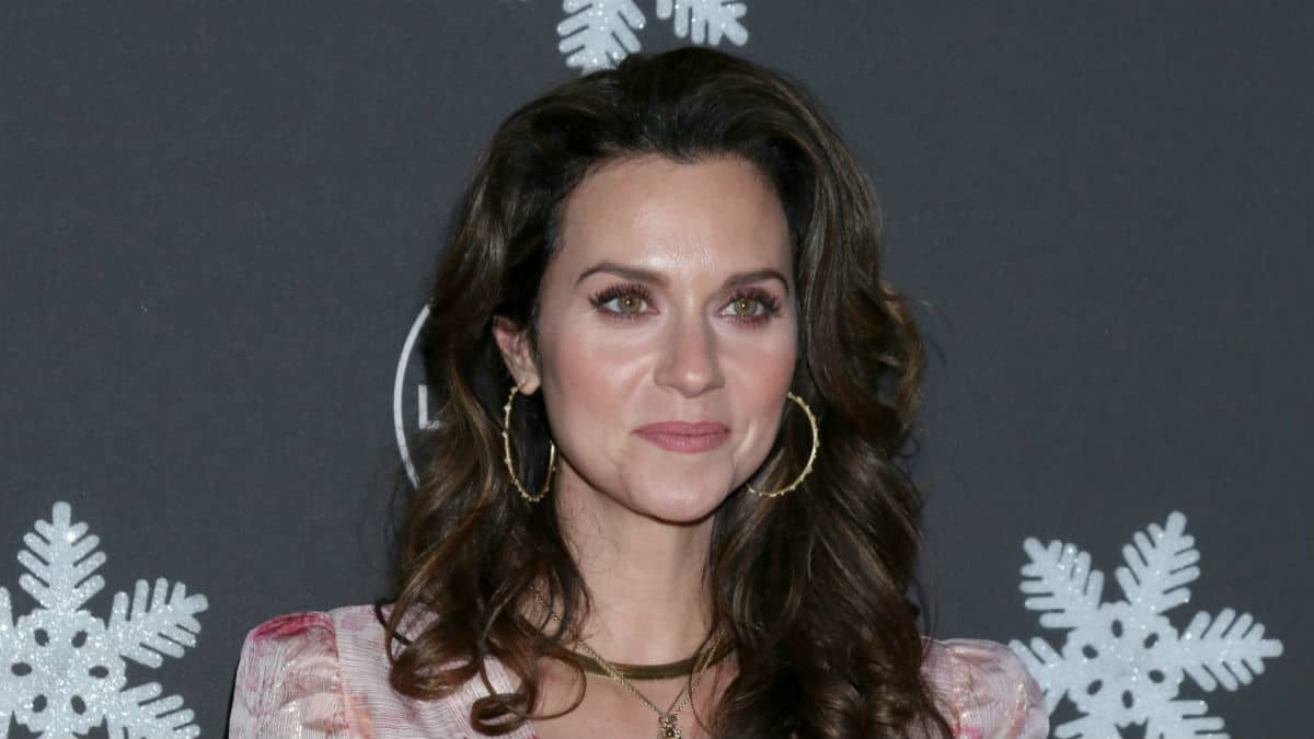 Hilarie Burton Morgan is speaking out against Hallmark channel's lack of inclusivity.