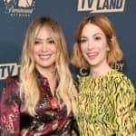 Younger star Molly Bernard officiated Hilary Duff's wedding.