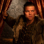 Alex Hogh Andersen stars as Ivar the Boneless