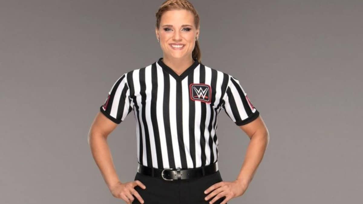 Jessika Carr in WWE